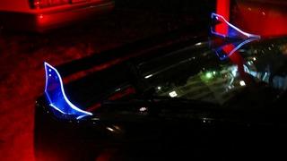 リアウィング LED